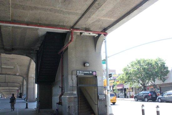홀리데이 인 익스프레스 미드타운 터널 사진