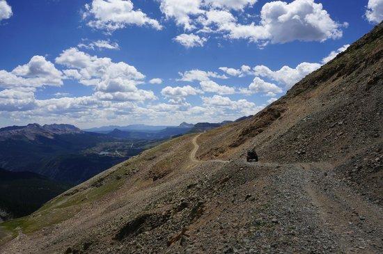 Kendall Mountain: Trail to Kendall Peak