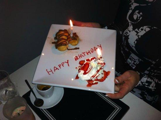 La Fantasia: Birthday