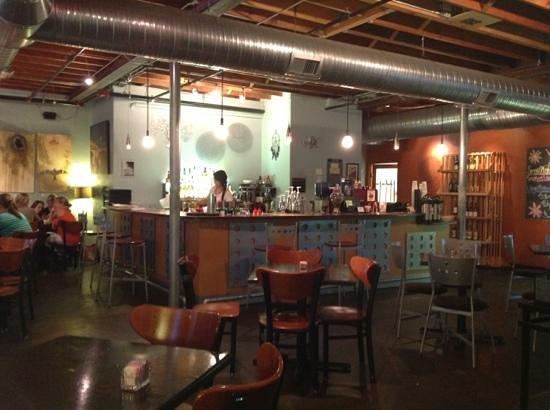 Xylo Bistro: Inside Xylo's
