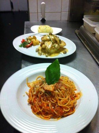 La Fantasia: Food