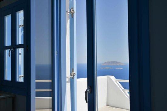 Villa Kalamiotissa: From the appartment