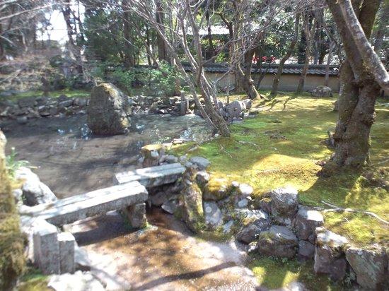 Danrinji Temple: ひょうたん池