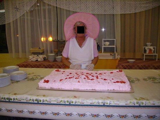 Hotel Club Misano: Torta
