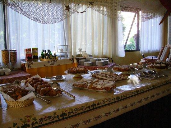 Hotel Club Misano: a colazione