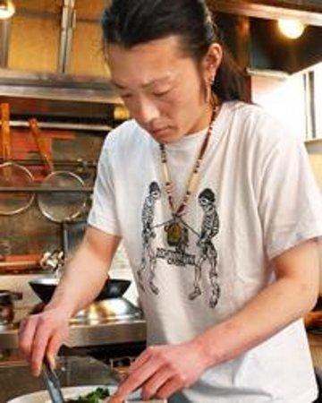 Chinese Restaurant Ginzaen Photo