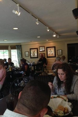 Welshfield Inn : Dining Room
