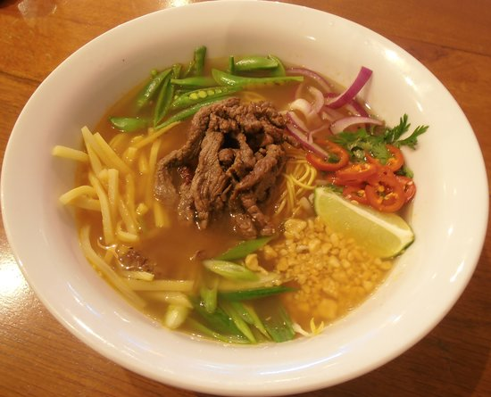 Noodle One: One of our healthy and tasty Ramens