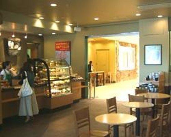 Starbucks Coffee Yokohama At Picture