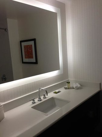 DoubleTree by Hilton Hotel Bristol, Connecticut: bathroom