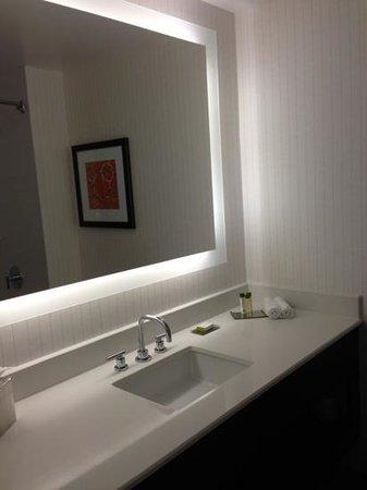 DoubleTree by Hilton Hotel Bristol, Connecticut : bathroom