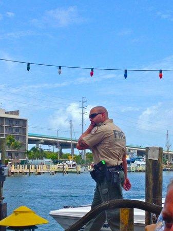 Gilbert's Resort : fish & wild life on patrol