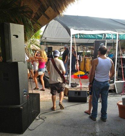 Gilbert's Resort: the band