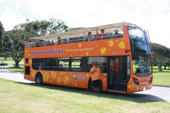 Waikiki Trolley, Honolulu Traveller Reviews - TripAdvisor