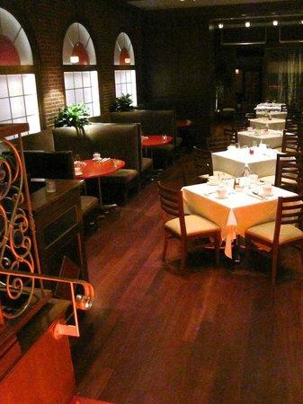 Exeter Inn: Epoch Restaurant