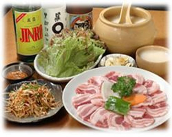 Korean Dining Tonfu Photo