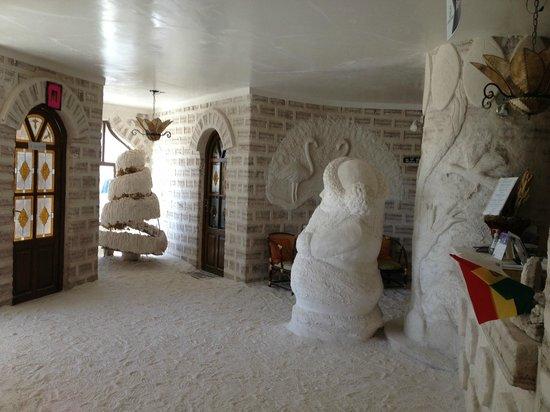 Cristal Samaña Salt Hotel: Recepção