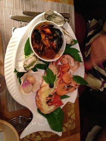 Vine Leaf Restaurant
