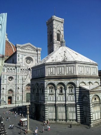Hotel San Giovanni: Duomo from our window