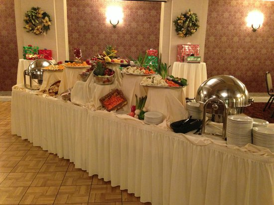 Wabash, IN: In house catering---professional, superior service and food
