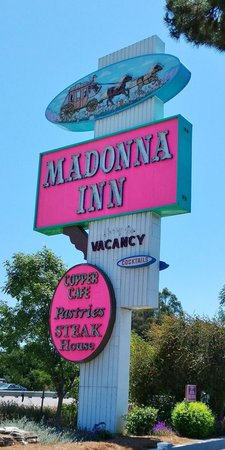 You Are Here, The Madonna Inn