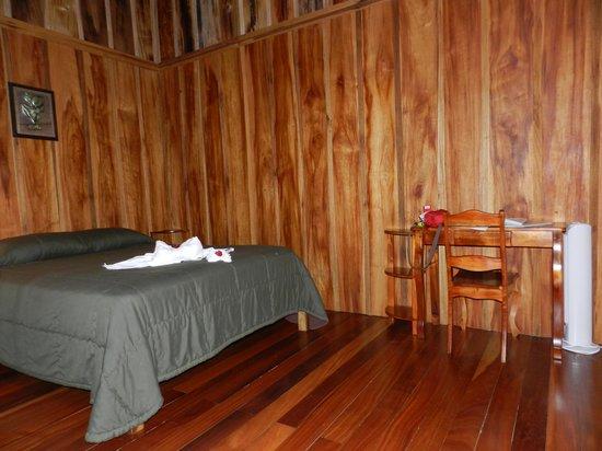 Finca Luna Nueva Lodge: Casa Luna room