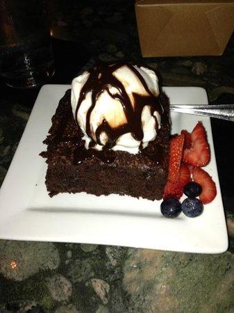Darbster : brownie a la mode