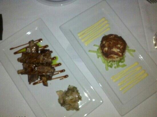 KC American Bistro: Appetizer s