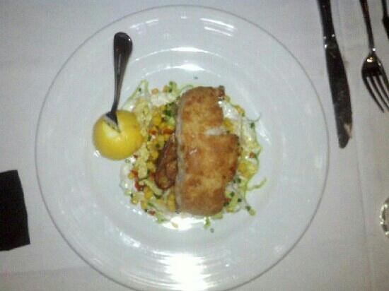 KC American Bistro: Grouper