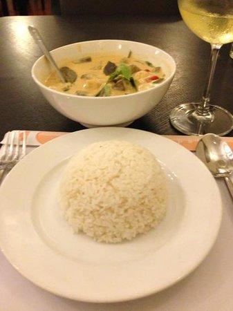 bkk Thai Restaurant : 豊富なタイ料理のセレクション