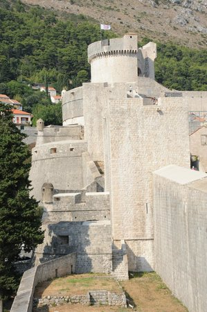 The Pucic Palace : Dubrovnik Town Wall