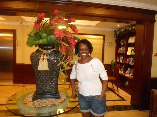 Toscana Inn Hotel: Recepção do Hotel