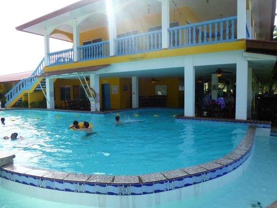 Las Lajas Beach Resort The Pool