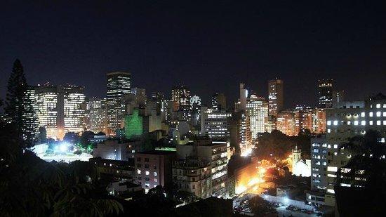 Casa da Gente: Vue de la chambre de nuit