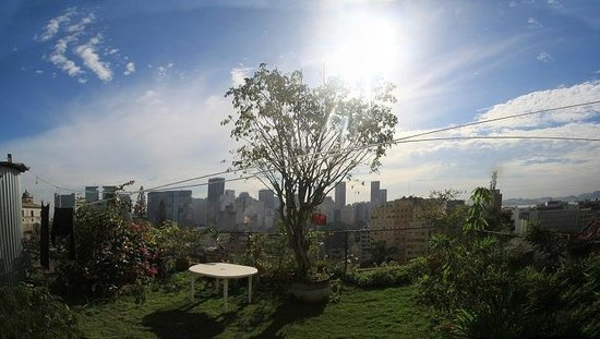 Casa da Gente: Terrasse jardin