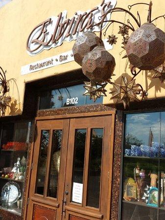 Elvira's: great waitstaff and very clean