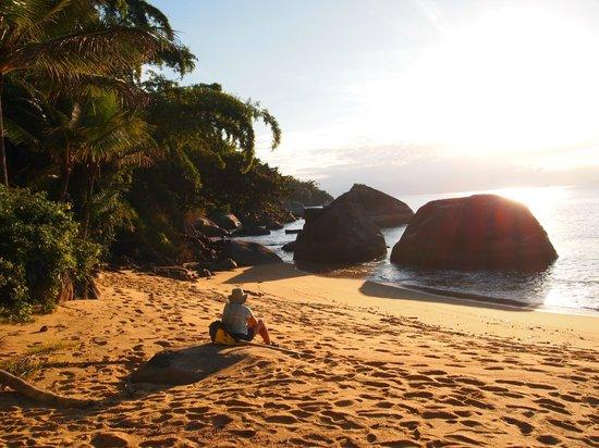 Vila Pedra Mar: Next door beach
