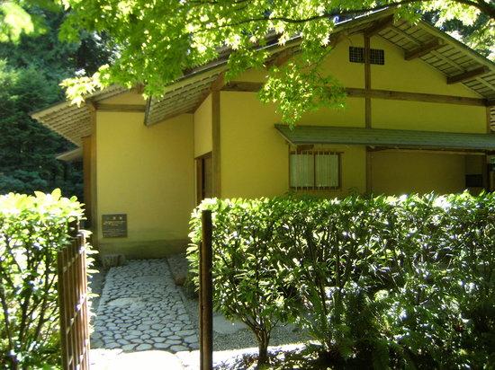 Nitobe Memorial Garden: Tea house