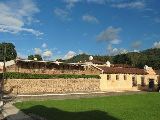 La Casona de Antigua: Entrada al Hotel