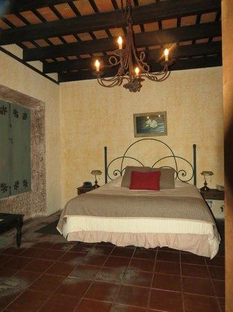 La Casona de Antigua: habitacion
