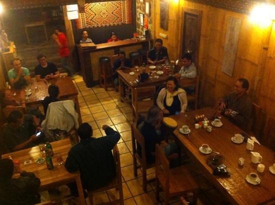Cafe Aras: one night at aras coffee