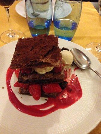 Le Florimond : dessert