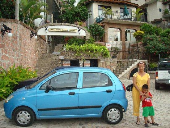 Casa Anita y Corona del Mar: Hotel Casa Anita & Corona del Mar