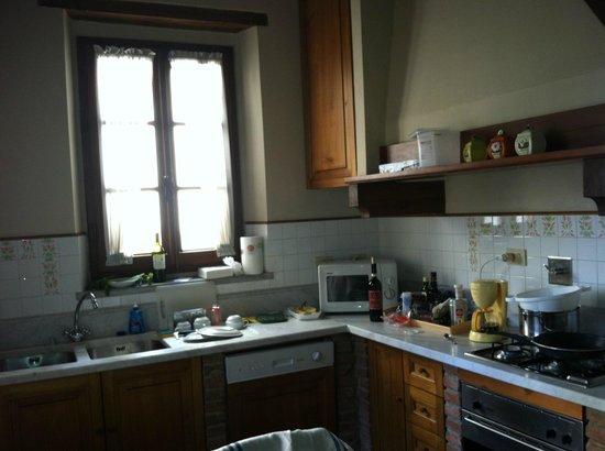 Tiziano-Windowsonitaly: great spacious kitchen