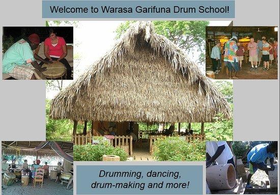 Warasa Garifuna Drum School: Warasa