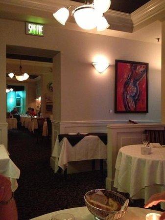 Restaurant La Cremaillere : salle principale