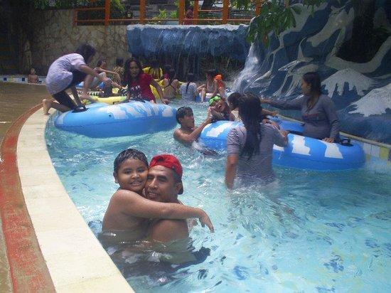 The Jungle Waterpark: Kolam Arus