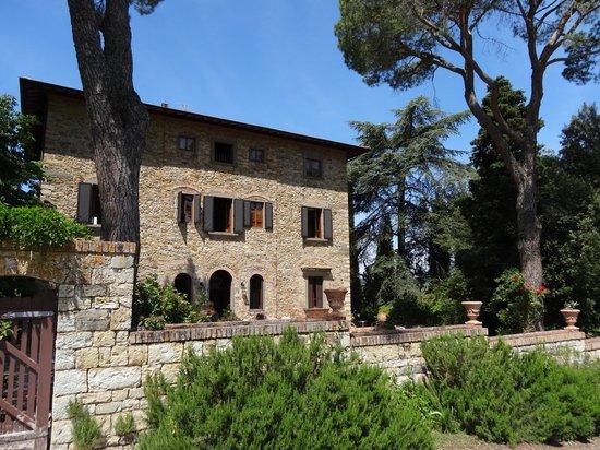 Relais Fattoria Valle in Panzano : Relais Fattoria Valle