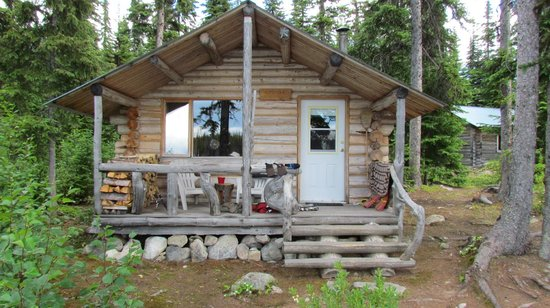 Caverhill Fly Fishing Lodge: Cabin