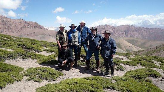 Tierras Blancas Ecotourism: Les gauchos français